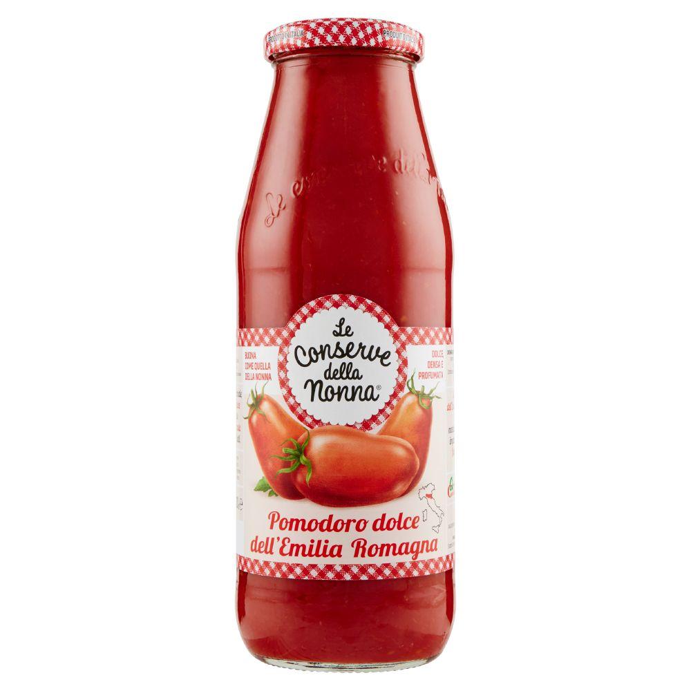 le conserve della nonna passata pomodoro
