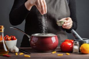 sale cucina cucinare