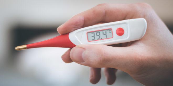 febbre termometro