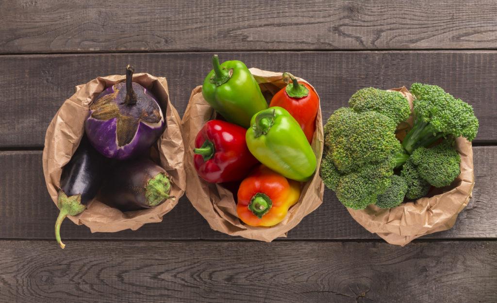 coronavirus e verdure