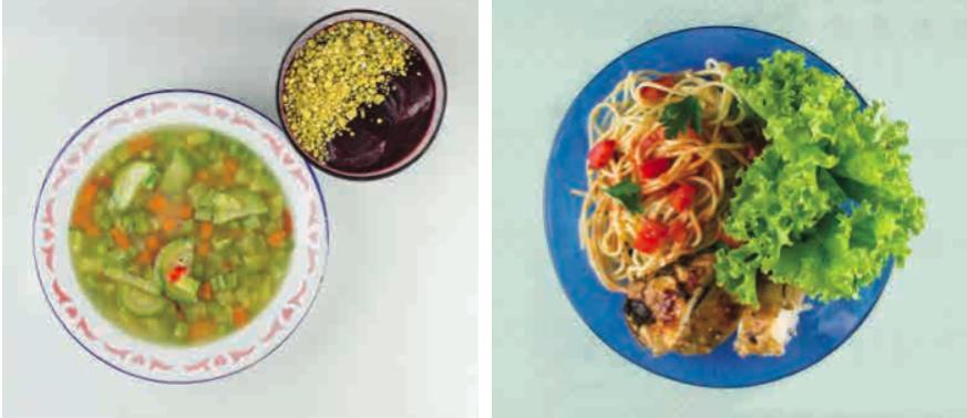 cena esempi linee guida brasile