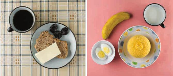colazione esempi linee guida brasile