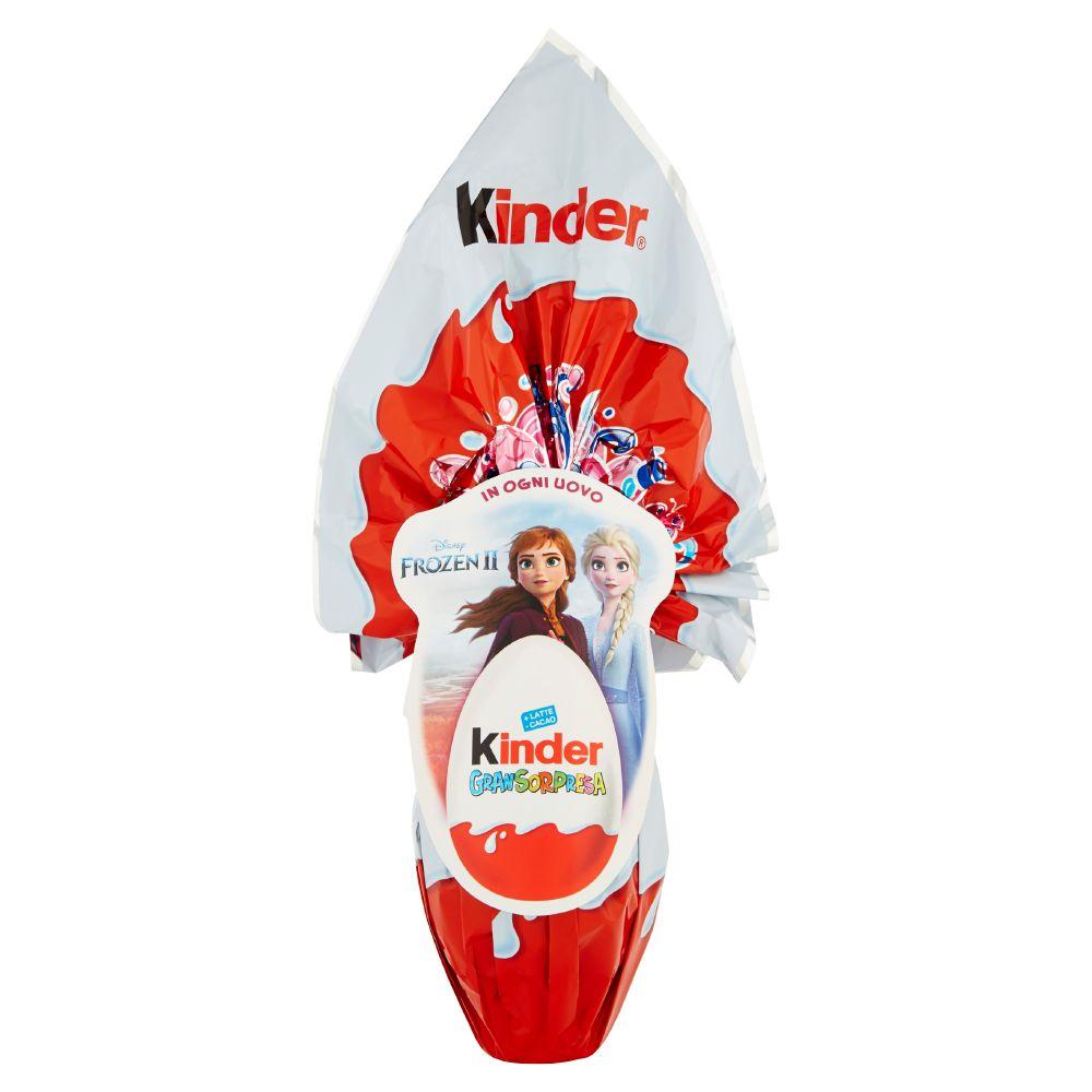 kinder Frozen 150