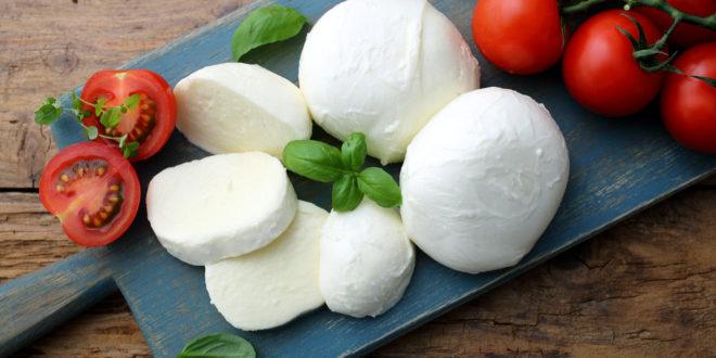 In Francia i consumi di mozzarella per la prima volta superano quelli del Camembert