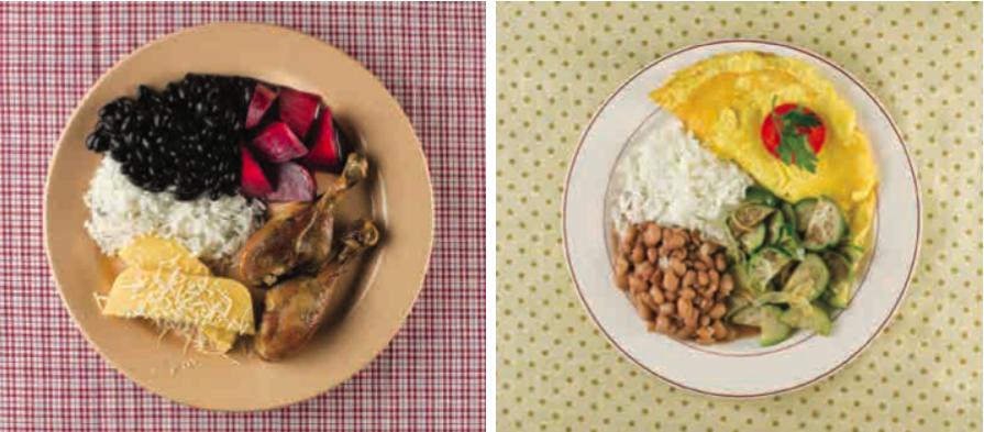 pranzo esempi linee guida brasile