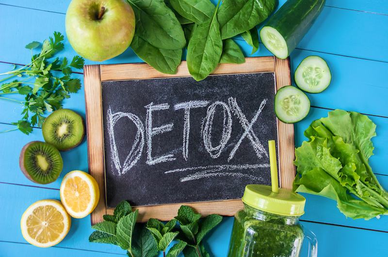 6 super healthy ways to full body detoxing try green recipes