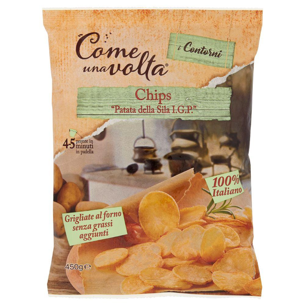 Chips Como no passado