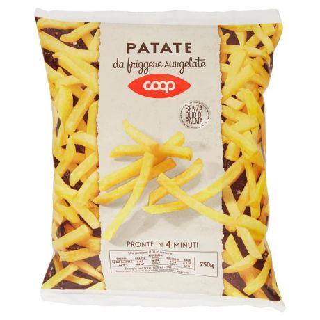 coop batatas para fritar