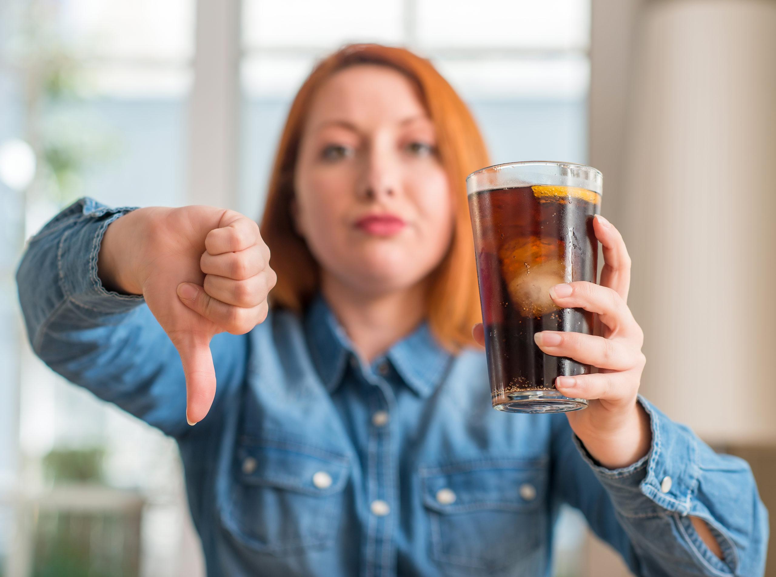 Bevande Zuccherate Una Al Giorno Aumenta Il Rischio Cuore Per Le Donne