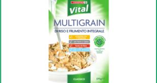 richiamo despar vital multigrain classico cereali