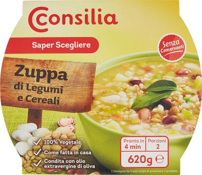 zuppa legumi cereali consilia