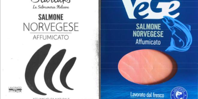 Starlaks e VéGé, salmão defumado, são lembrados por possíveis Listeria 1