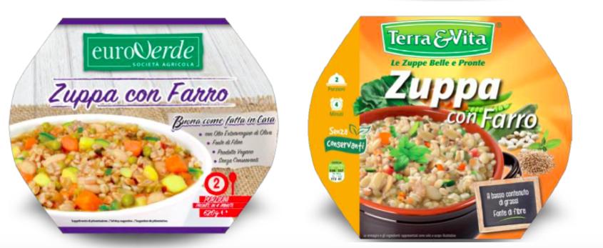 zuppa farro euroverde terra e vita