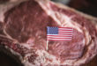 Fresh American beef food photography recipe idea