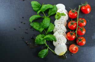 Italian Food Flag made in italy