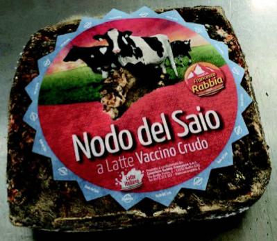 formaggio nodo del saio vaccino