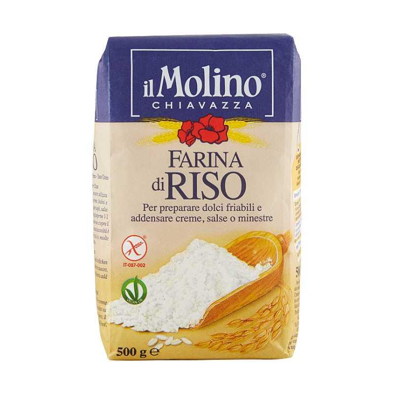 il molino chiavazza farina di riso
