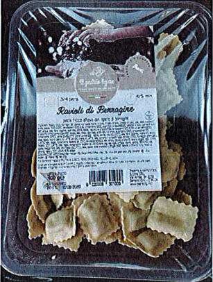 ravioli borragine il pastaio ligure