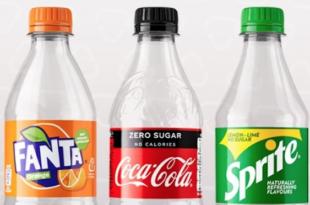 fanta coca-cola sprite rpet