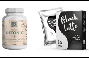 integratori alimentari detonic black latte pubblicita