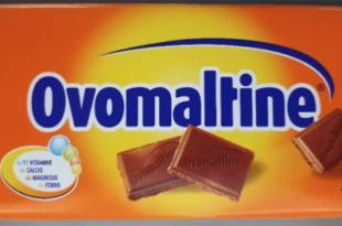ovomaltine tavoletta cioccolato