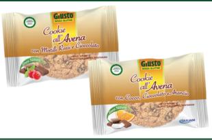 richiamo cookie avena giusto senza glutine