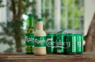 carlsberg bottiglia carta