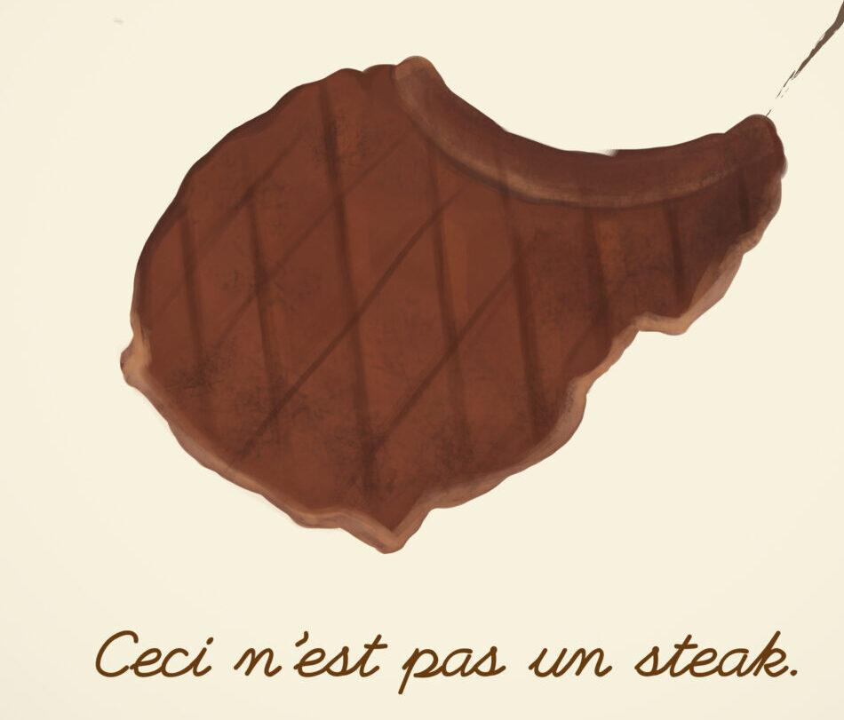 cece n'est pas un steak