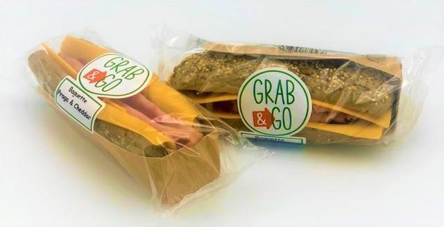 baguette praga cheddar grab&go