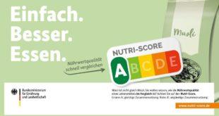 nutri-score germania einfach besser essen
