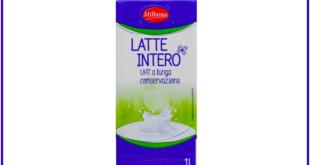 richiamo latte intero lidl milbona