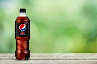 Pepsi bottiglia rPET