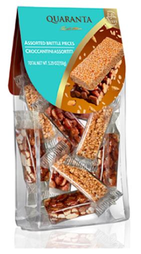 Amendoim crocante sortido gergelim quarenta