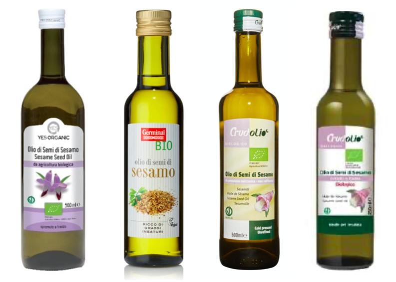 óleo de gergelim sim crudolio germinativo orgânico
