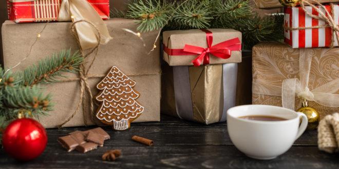 regali di natale cioccolata biscotti