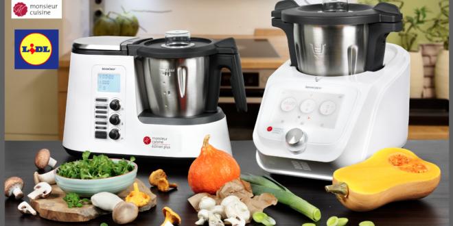 Lidl deve ritirare in Spagna il robot da cucina Monsieur Cuisine: troppo simile al Bimby di Vorwerk