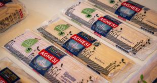 pasta agnesi plastica compostabile