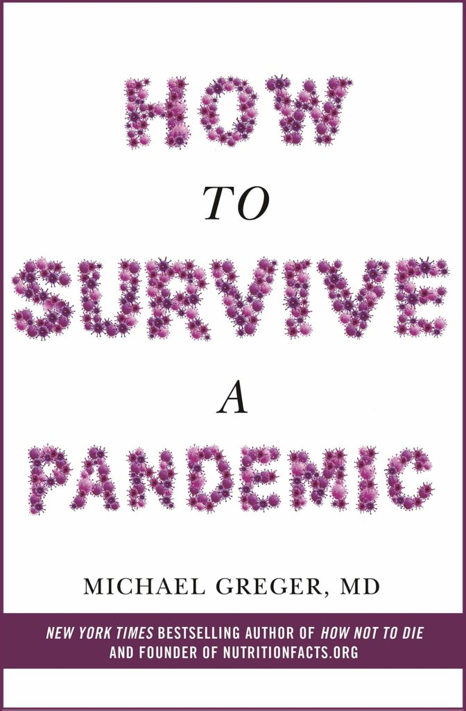 how to survive a pandemic michael greger libro pandemia