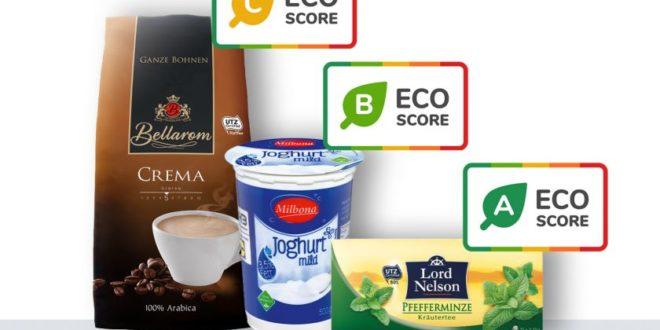 Lidl sperimenta l'Eco-Score in Germania. E l'etichetta ambientale arriva anche in Belgio