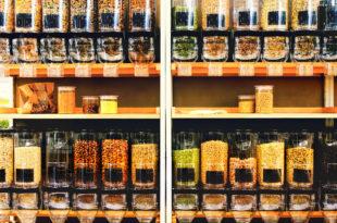 prodotti sfusi distributori supermercato