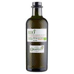 olio extravergine carapelli bio italiano