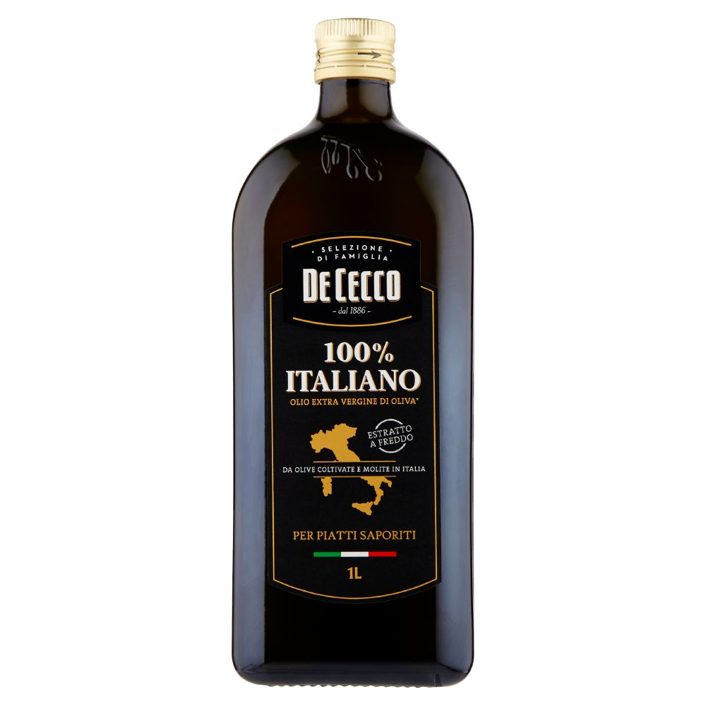 olio extravergine de cecco 100% italiano
