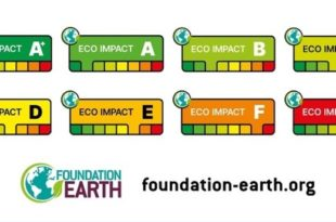 etichetta ambientale foundation earth