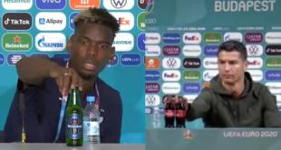 ronaldo pogba europei 2020 sponsor coca-cola heineken