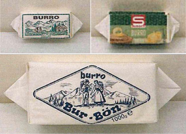 burro budget bur-bon generico