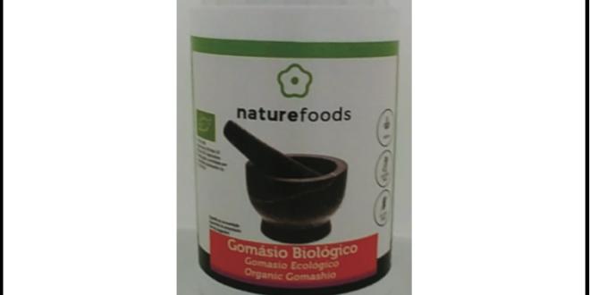 naturefoods gomasio biologico