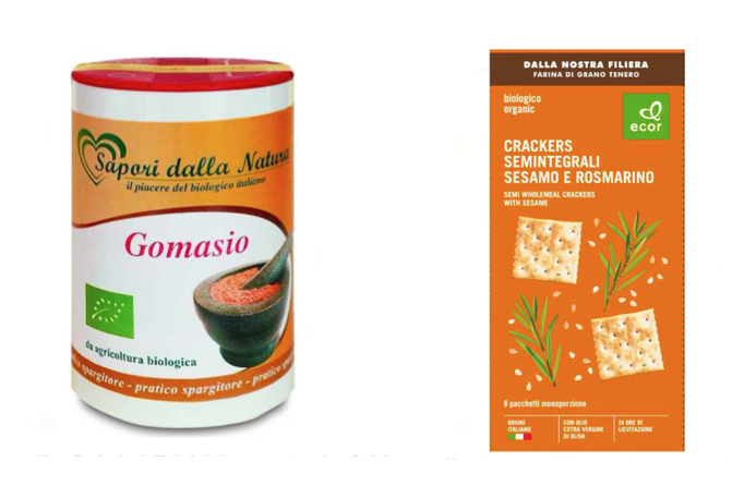 gomasio cracker