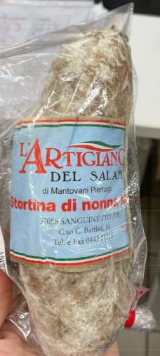 stortina di nonna maria l'artigiano del salame