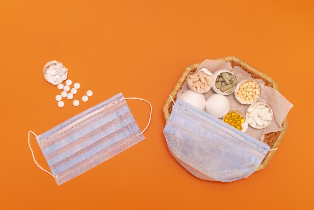 uova e antibiotici