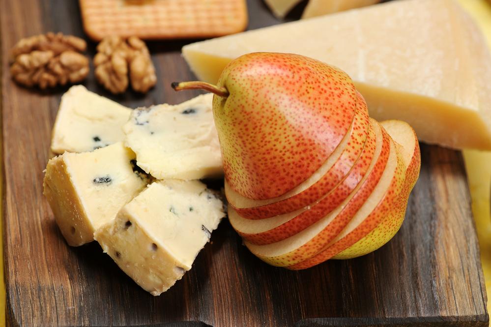 formaggio con le pere